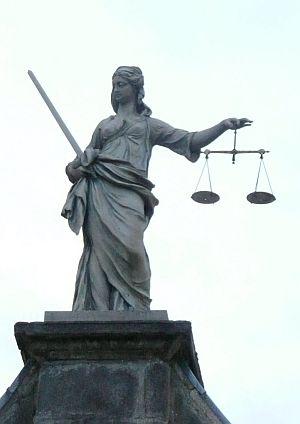 estatua da justica